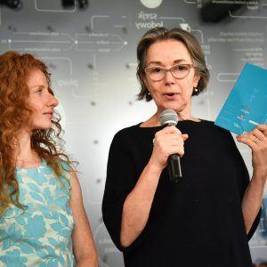 2017.10.12 Warszawa , MiTO premiera ksiazki Be Haiku - red. Beata Jewiarz . Fot. Franek Mazur